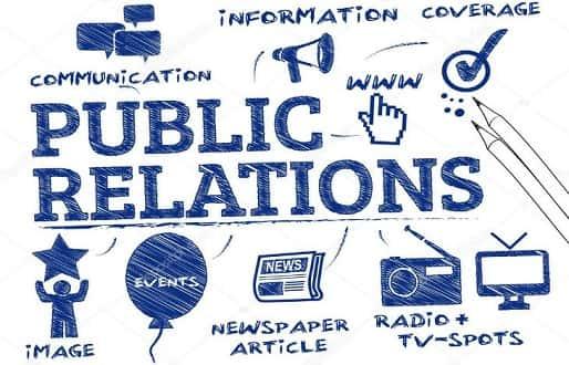 Public Relations Courses Details