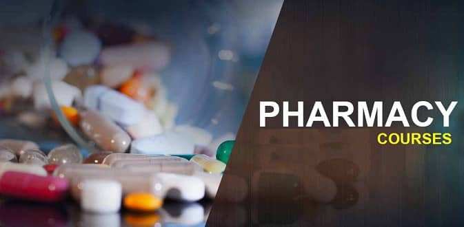 Different Types of Pharmacy Courses