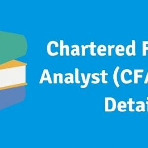Chartered Financial Analyst (CFA) Course