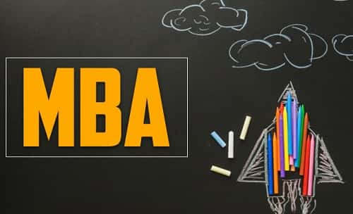 MBA after BA