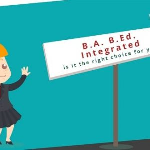 BA + B.Ed Integrated Course